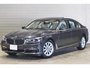 BMW 7シリーズ 740i プラスPKG SR レーザーライト アイボリー革