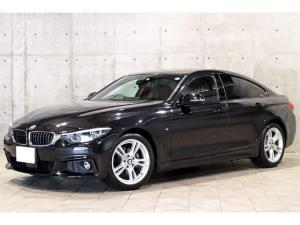 BMW 4シリーズ 420iグランクーペ Mスポーツ 後期LCIモデル 黒革 トップビュー フルセグ 新車保証 ダコタレザーシート シートヒーター パーキングアシストP ドライビングアシスト ACC アダプティブLED Hifiスピーカー Mスポーツサス