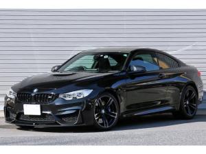 BMW M4 M4クーペ アダプティブMサスペンション OP鍛造19インチAW カーボンディフューザー&トランクスポイラー アダプティブLEDライト Mスポーツシート HUD ドライビングアシスト iDriveナビ Bカメラ