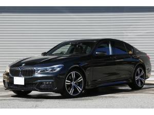BMW 7シリーズ 740eアイパフォーマンス Mスポーツ リアコンフォートPKG モカレザーシート ガラスサンルーフ ドライブアシストプラス リアエンタメ リアコンフォートシート シートヒーター ベンチレーション レーザーライト 20AW