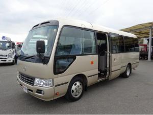 トヨタ コースター 観光バス 29人乗り 総輪エアサス EXロング オートマ車