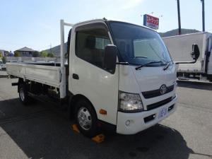 トヨタ ダイナトラック  4.5トン積載 平ボディ ワイド ロング 高床