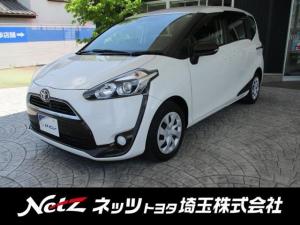 トヨタ シエンタ X 純正SDナビ ETC キーレス 新品タイヤ ワンオーナー