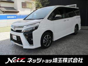 トヨタ ヴォクシー ZS 煌II 純正SDナビ フルセグ バックカメラ ETC2.0 新品タイヤ