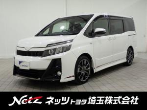 トヨタ ヴォクシー ZS G's 純正SDナビ フルセグ バックカメラ ETC 新品タイヤ