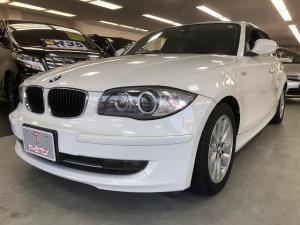 BMW 1シリーズ 116i 右H 社外ナビTV バックカメラ ETC 1オナ車