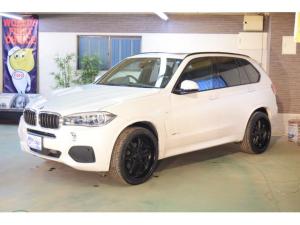 BMW X5 35iMスポーツ ブラックレザー パノラマルーフ ドラレコ