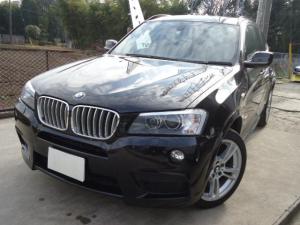 BMW X3 xDrive 35i Mスポーツパッケージ