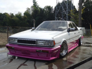 トヨタ クレスタ スーパールーセント ツインカム24