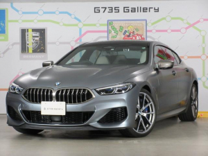 BMW 8シリーズ M850i xDrive グランクーペ B&Wサウンド