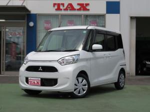 三菱 eKスペース M ナビTV・Bluetooth・シートヒーター・アイドリングストップ・キーレス・禁煙車