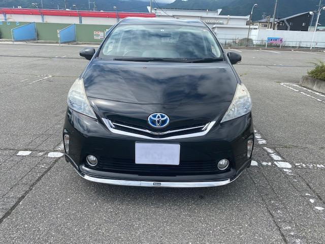 ☆HDDナビ フルセグテレビ ETC バックカメラ モデリスタエアロ☆