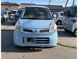 日産 モコ S インパネAT CDオーディオ キーレス ベンチシート