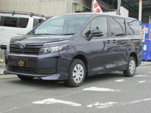 トヨタ ヴォクシー 4WD X 左パワースライドドア メモリーナビ ETC
