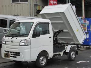 ダイハツ ハイゼットトラック  4WD 清掃ダンプ キーレス パワーウィンドウ