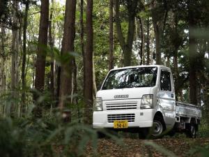 スズキ キャリイトラック  4WD 5MT