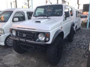 スズキ ジムニー ランドベンチャー 4WD リフトアップ 社外アルミ オートマ