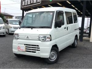 三菱 ミニキャブバン CD ワンオーナー車 キーレスキー