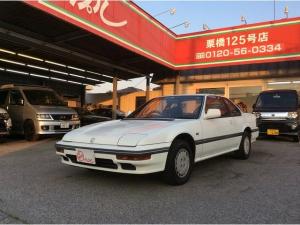 ホンダ プレリュード XX ワンオーナー車 5速マニュアル サンルーフ(作動OK)