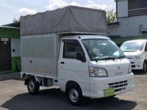 ダイハツ ハイゼットトラック スペシャル トラック660エアコンパワステSP3方開 フロア5MT 2名