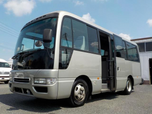 日産 シビリアンバス 45G 26人乗り スイング自動ドア オートマ車 ガソリン