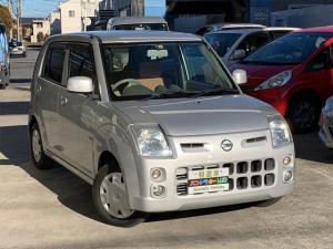 日産 ピノ S ナビ 電動格納ミラー 走行6万キロ台 車検R4年10月