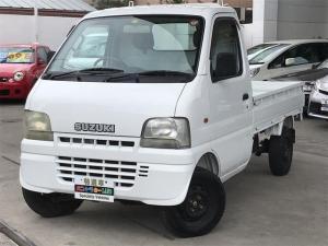 スズキ キャリイトラック KU 4WD 5MT