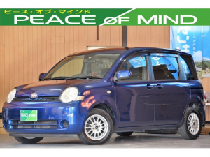 トヨタ シエンタ X 車検令和3年12月10日 キーレス 両側SD 走行56000キロ タイミングチェーン 地デジフルセグ走行中 電格ミラー ドアバイザー タイヤ8分山
