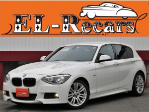 BMW 1シリーズ 116i Mスポーツ 1オナ HDDナビ Mスポ専用装備