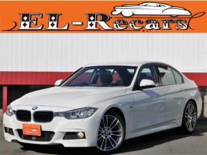BMW 3シリーズ 320dブルーパフォーマンス Mスポーツ Mスポーツ OP19インチAW ナビ BT オーディオ コンフォートアクセス