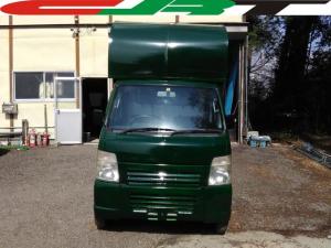 スバル サンバートラック  キッチンカー キャンピングカー