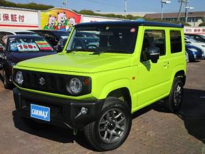 スズキ ジムニー XC ターボ 4WD シートヒーター スマートキー LEDライト クルーズコントロール
