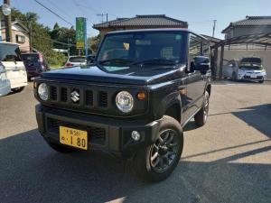 スズキ ジムニー XC XC 4WD シートヒーター