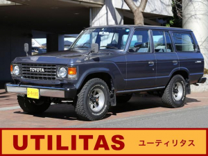 トヨタ ランドクルーザー60 STD ガソリンGパケ未再生