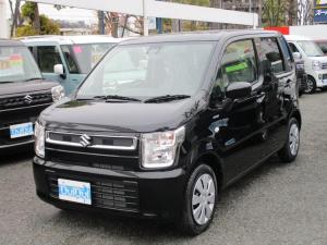 スズキ ワゴンR 新型HV-FX セーフテイサポート装着車 届出済未使用車