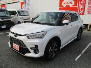 トヨタ ライズ Z パノラマモニター付き・登録済み未使用車