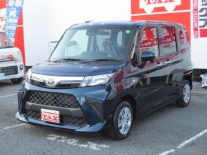 トヨタ ルーミー X ナビレディパッケージ/コンフォートパッケージ
