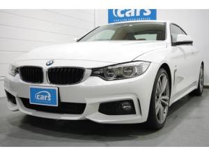 BMW 4シリーズ 420iクーペMスポーツ禁煙1オーナ 赤革シート サンルーフ