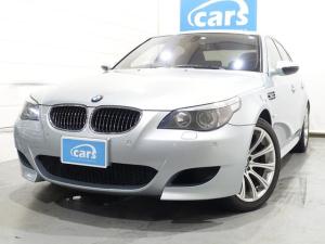 BMW M5 M5 黒革シート サンルーフ 地デジTV Bカメラ
