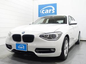 BMW 1シリーズ 116i スポーツ 禁煙車 屋内保管 全国対応1年保証 純正HDDナビ バックカメラ コーナーセンサー ETC スペアキー