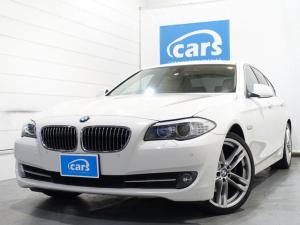 BMW 5シリーズ 523i ハイラインパッケージ 純正ナビ・フルセグ Bカメラ クリアランスソナー レザーシート シートヒーター パワーシート   ユーザー買取車 全国対応1年保証付