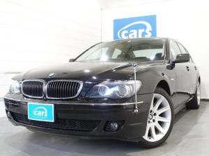 BMW 7シリーズ 740i 禁煙車 純正HDDナビ CD サンルーフ 本革シート メモリー付パワーシート エアシート 全席シートヒーター パワートランク キセノン クルーズコントロール 純正AW ETC