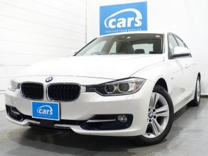 BMW 3シリーズ 320i スポーツ 禁煙車 ワンオーナー 屋内保管 インテリジェントセーフティ 純正HDDナビ バックモニター ACC パークディスタンスコントロール パワーシート 全国対応1年保証付き
