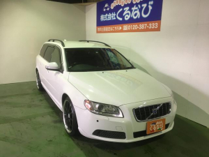 iボルボ ボルボ V70 2.5T LEカロッェリアHDDナビ