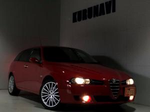 アルファロメオ アルファ156スポーツワゴン GTA 関東仕入 メーターディーラー交換車 BOSE ETC