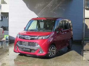 トヨタ タンク カスタムG S SDナビ/ETC/バックカメラ/フルセグTV/ステアリングスイッチ/両側電動ドア/コーナーセンサー/LEDライト