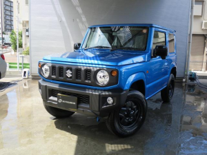 スズキ ジムニー XL 5MTターボ/セーフティーサポート/届出済み未使用車/ヒーテッドドアミラー/シートヒーター/電格ミラー/スマートキー
