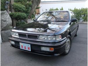 三菱 ギャラン VR-45MT ワンオーナー 禁煙 地デジ