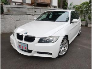 BMW 3シリーズ 320i Mスポーツパッケージ屋内保管 記録簿 禁煙 ETC