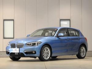 BMW 1シリーズ 118i ファッショニスタ オイスターレザーシート ACC